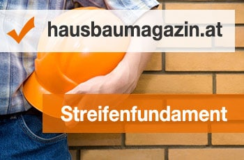 streifenfundament