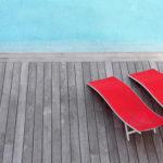 terrassendielen swimmingpool