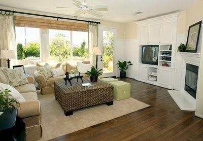 Traumhaus inneneinrichtung modern  Das neue Haus einrichten - unsere 10 besten Tipps für die erste ...