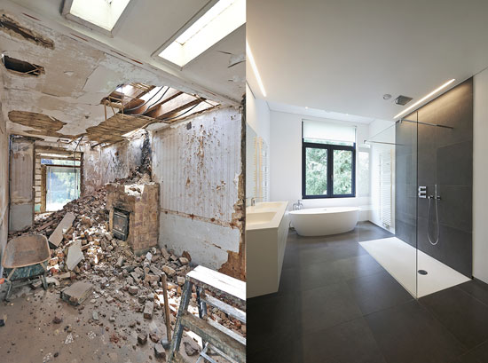 Schön Badezimmer Renovieren